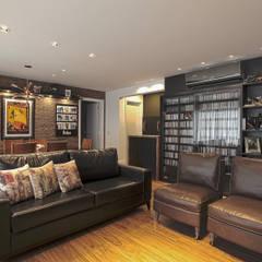 Media room by Super StudioB, Classic MDF
