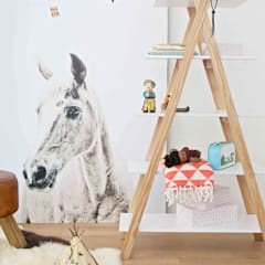 Woood Kinderzimmer Möbel:  Kinderzimmer von EIKORA - Badezimmer und Wohnideen Versand