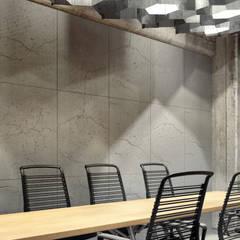3D Wall Panel // Dekorative 3D Wandepaneele: styl , w kategorii Ściany zaprojektowany przez Artpanel 3D Wall Panels
