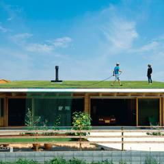 Houses by KAZ建築研究室