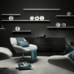 Cor / Interlübke:  Ladenflächen von Carina Buhlert Interior Design