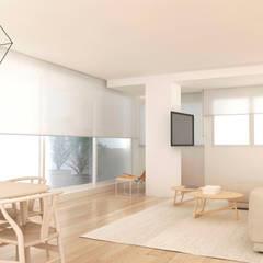 Dining room by Studio Transparente,