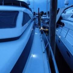 Iluminación LED, Yate Enterprise Yates y jets modernos: Ideas, imágenes y decoración de Iluminación LED Moderno