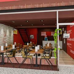 ร้านอาหาร by Simon Lopez Diseños 3D