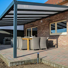 Veranda:  Garten von Gardendreams International GmbH