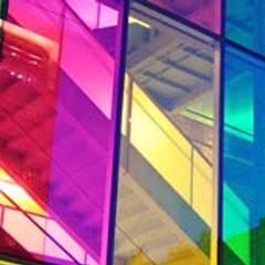 Colour Glass details: Hoteles de estilo  de DELATORRE-HAUSMANN INTERIORISTAS
