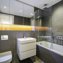 Douro Street, London: modern Bathroom by GPAD Architecture & Interior Design