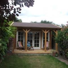 Jardines de estilo  por Garden Affairs Ltd