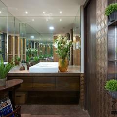 home:  Bathroom by ZERO9