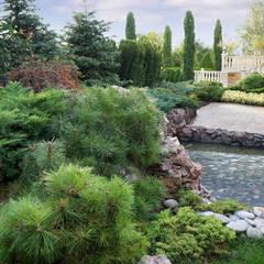Гостиничный комплекс, г. Геленджик: Сады в . Автор – Вечные ценности