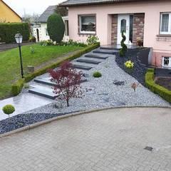 Escaliers: Maisons de style de style eclectique par Schwein Aménagement
