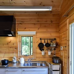 HZ邸: Sen's Photographyたてもの写真工房すえひろが手掛けたキッチンです。