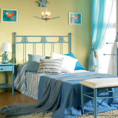 LA CAMA DE MI PRINCESA: Dormitorios infantiles de estilo  de Muebles Soliño