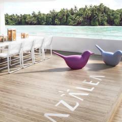 JACHT - Azalea cruise: styl , w kategorii Jachty i motorówki zaprojektowany przez oshi pracownia projektowa