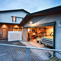 country Garage/shed by Sen's Photographyたてもの写真工房すえひろ