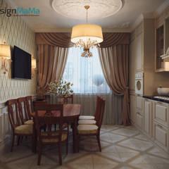 Легкая классика: Cocinas de estilo  por Студия дизайна интерьера