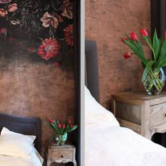 PARIS: styl , w kategorii Sypialnia zaprojektowany przez Kołodziej & Szmyt Projektowanie wnętrz