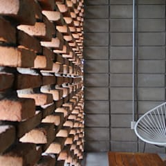 بالکن،ایوان وتراس by Apaloosa Estudio de Arquitectura y Diseño