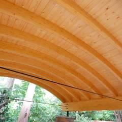 منزل خشبي تنفيذ Tijmen Bos Architecten