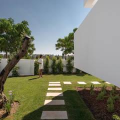 สวน โดย Corpo Atelier, โมเดิร์น