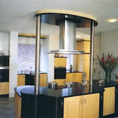 Cocinas de estilo ecléctico de CKW Lifestyle Associates PTY Ltd Ecléctico