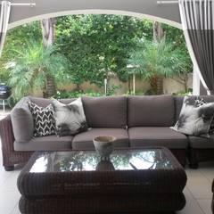 Riverclub Estate:  Patios by CKW Lifestyle Associates PTY Ltd, Eclectic