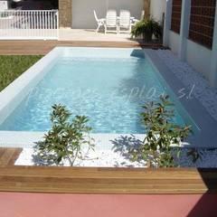 mediterranean Pool by PISCINES ESPLAI S.L