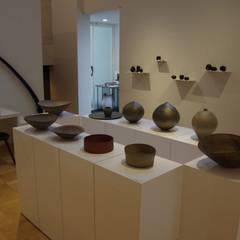Exhibition: 小野澤弘一が手掛けた会議・展示施設です。