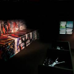 Art Gallery Clorofila Digital: Ferias de estilo  de  Simona Garufi