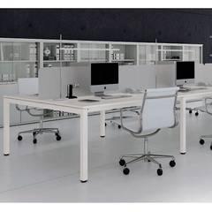 : Oficinas de estilo  por Officinca, Minimalista