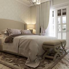 """Спальня  """"Triumph"""" v.2: Спальни в . Автор – Студия дизайна Дарьи Одарюк"""
