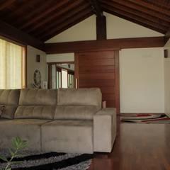 Media room by canatelli arquitetura e design