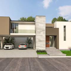 Houses by Indigo Arquitectos
