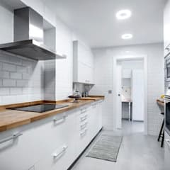 Kitchen by GESTION INTEGRAL DE PROYECTOS DEL NOROESTE S.L.