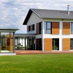 Wohnen mit Weitblick:  Die Zukunft eingebaut:  Fenster von Kneer GmbH, Fenster und Türen