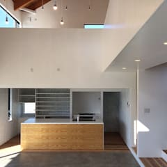 TNM: ZOYA Design Officeが手掛けたキッチンです。