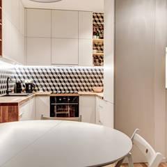 2-pokojowy apartamencik: styl , w kategorii Kuchnia zaprojektowany przez Perfect Space