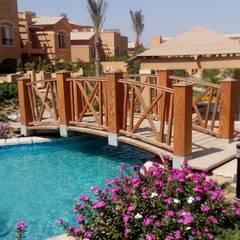 ديار بارك - القاهرة الجديدة من Alnada Landscaping تبسيطي