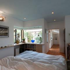 Bedroom by 森村厚建築設計事務所
