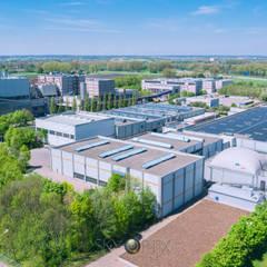 Skyopitx Bilder:  Häuser von SkyOptix Film GmbH