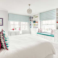 Kid's Bedroom:  Bedroom by Clean Design