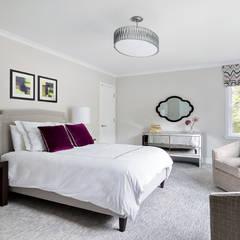 Guest Bedroom: modern Bedroom by Clean Design
