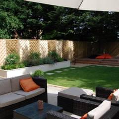 حديقة تنفيذ Christine Wilkie Garden Design,