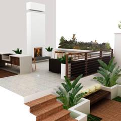 Teras by SANT1AGO arquitectura y diseño