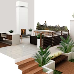 Terrace by SANT1AGO arquitectura y diseño