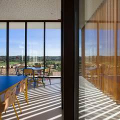 Projekty,  Szkoły zaprojektowane przez Unic architecture