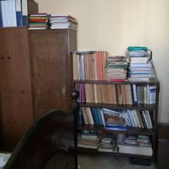 Office corner Before: Studio in stile  di Venduta a Prima Vista
