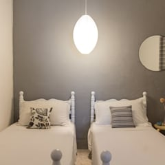 Nursery/kid's room by Boite Maison, Mediterranean