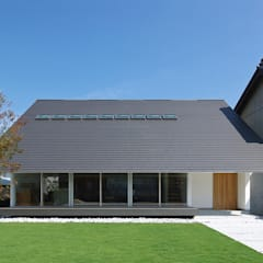 Casas de estilo  por 空間建築-傳 一級建築士事務所