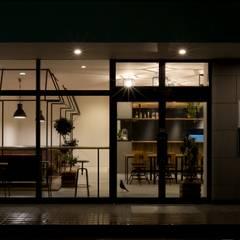 cafe CICERO: ALTS DESIGN OFFICEが手掛けた家です。